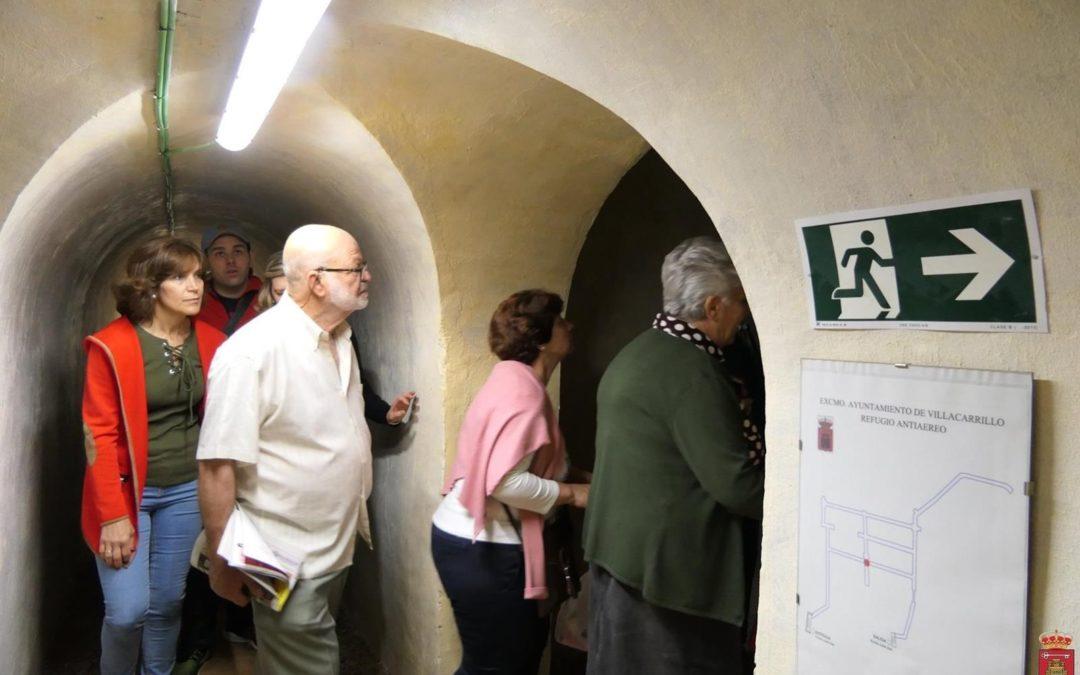 Villacarrillo recupera los refugios antiaéreos de la Guerra Civil para su explotación turística