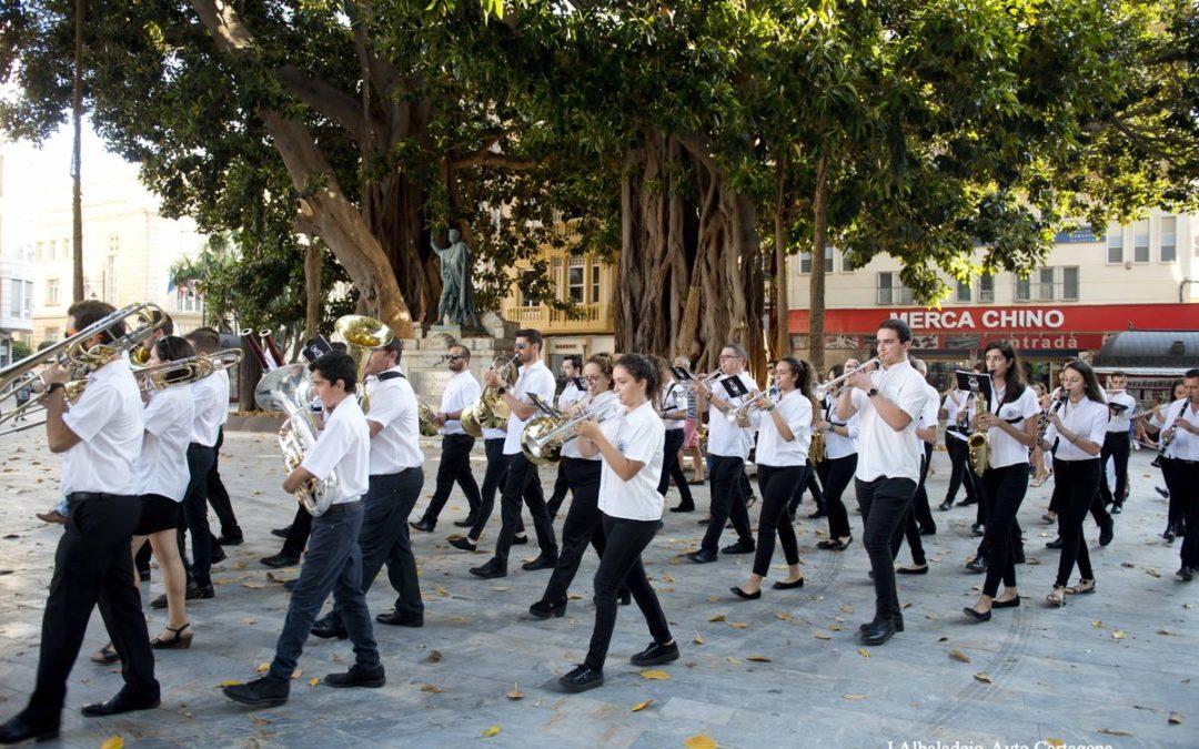 La Agrupación Musical Maestro Soler viaja a Cartagena