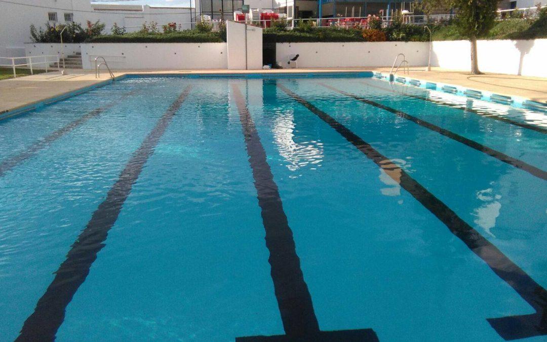 Inauguración de la piscina municipal con jornada de puertas abiertas