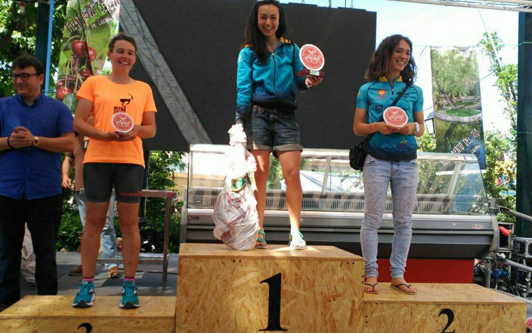 Iván Álvarez y Silvia Lara ganan la Carrera Popular de la Fiesta de la Cereza