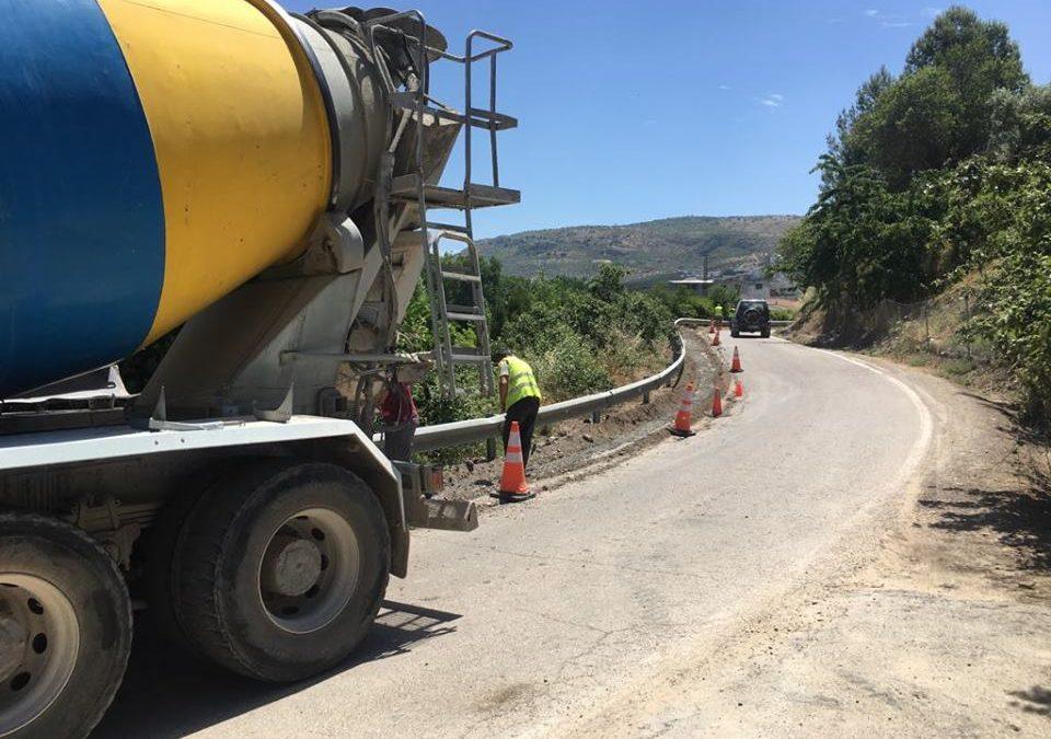 Obras para mejora del abastecimiento de agua a las vegas del San Juan y Las Ventas del Carrizal