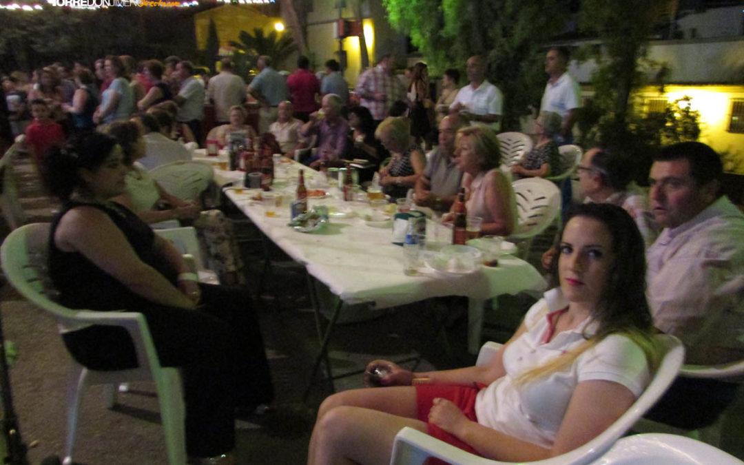 Los vecinos del Casco Antiguo organizan sus fiestas del barrio