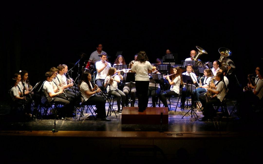 La Banda de Música Juvenil de Torredonjimeno ultima los detalles para su próximo concierto