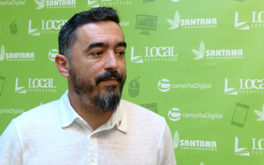 Francisco Damas denuncia la situación de la sanidad en la provincia