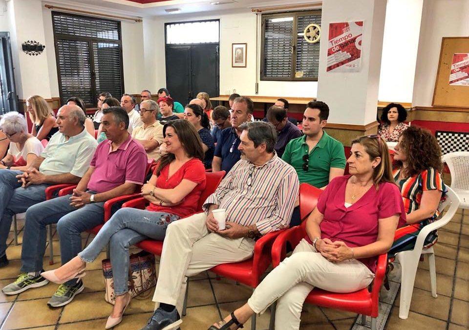 El PSOE activa su maquinaria electoral