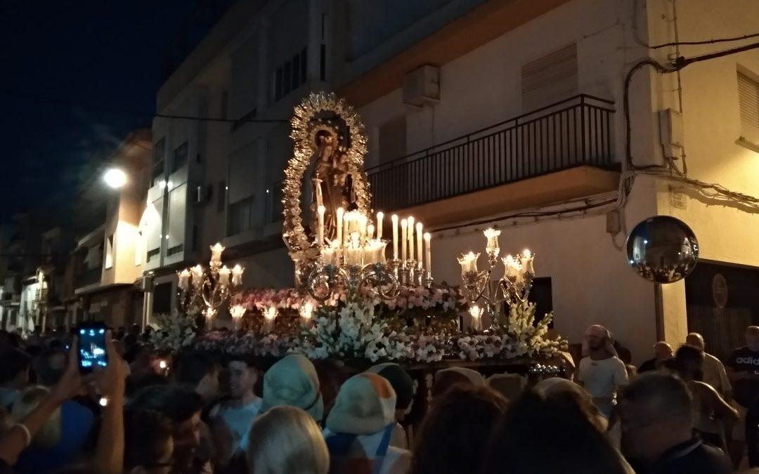 Devoción Carmelita en Andújar