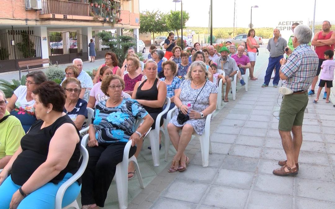 Los vecinos de San Roque celebran una asamblea para analizar temas que repercuten al barrio