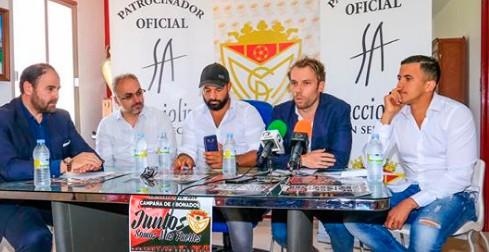 El nuevo Martos CD se presentará el 11 de agosto y antes se medirá ante el filial del Córdoba