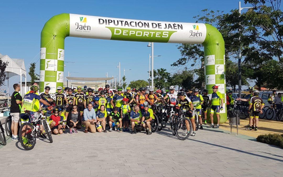 Éxito de la quinta quedada de bicicletas de montaña del club Urgavo Bikes