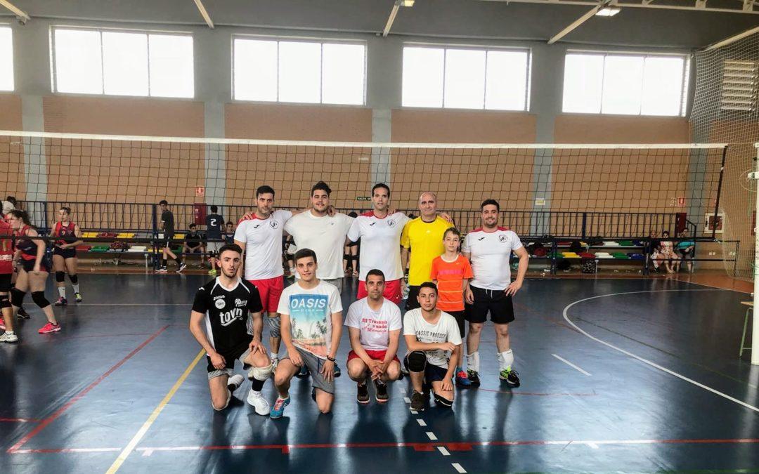 El club de voleibol Volk2 participa este fin de semana en un torneo solidario en Priego de Córdoba