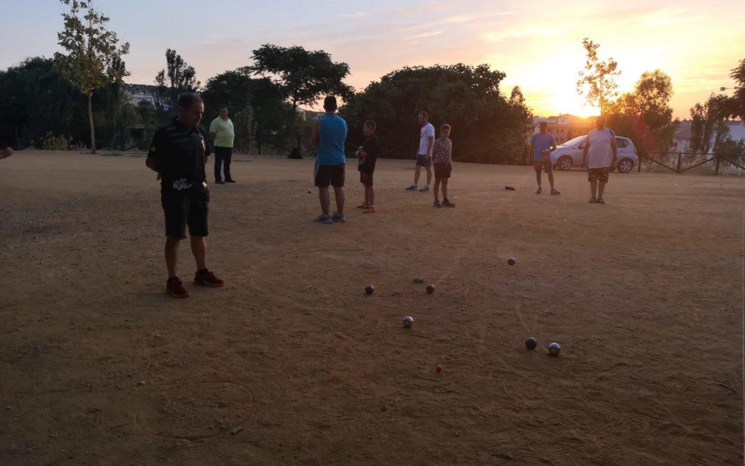 """I Torneo de petanca organizado por """"Amigos de la Petanca"""""""
