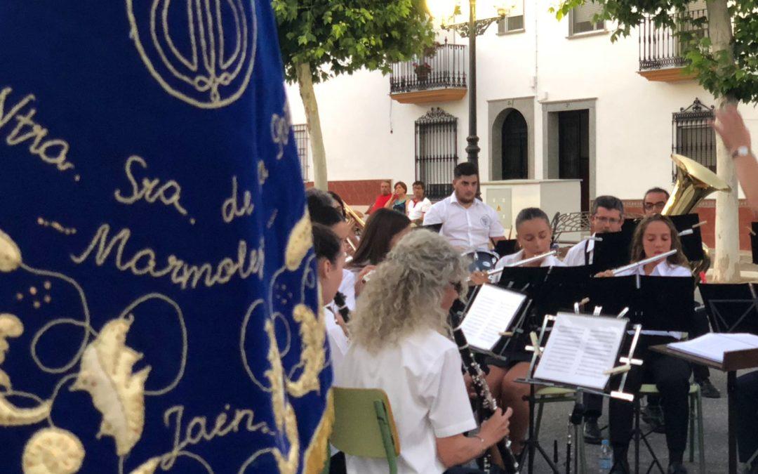 La Banda de la AM Nuestra Señora de la Paz celebra su tradicional concierto homenaje al maestro Serrano