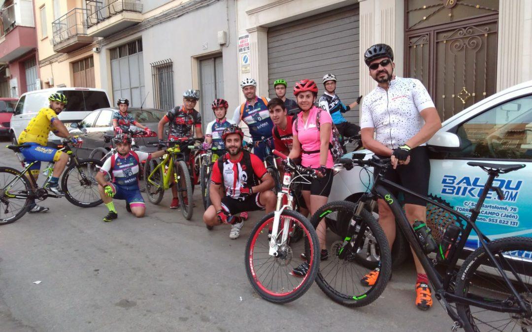 Ruta nocturna a Jabalcuz organizada por Torrebiker MTB