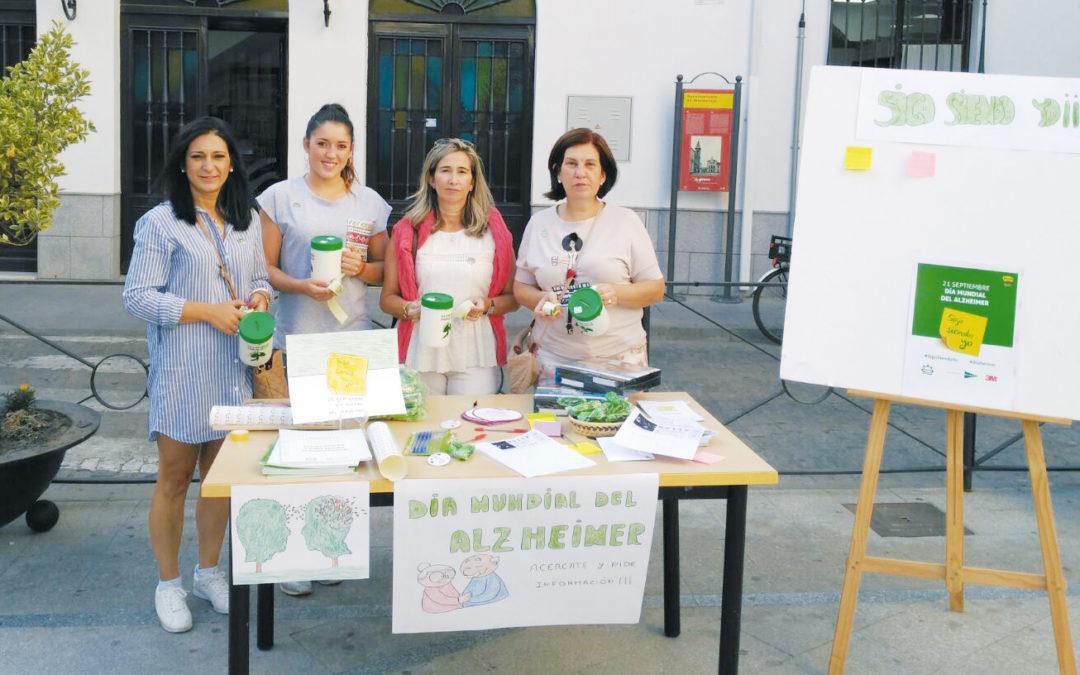 """Reportaje: """"Esperanza"""" para vivir mejor, una asociación marmolejeña que lucha contra el Alzhéimer"""