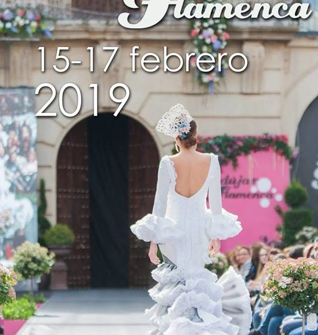 """""""Andújar Flamenca 2019"""" se celebrará del 15 al 17 de Febrero"""