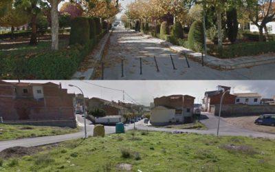 Dos nuevos miniparques en dos barrios