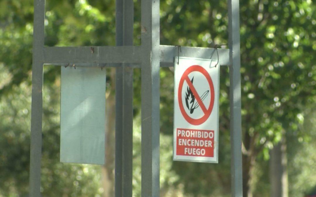 El ayuntamiento recuerda la prohibición de encender fuegos en periodo estival
