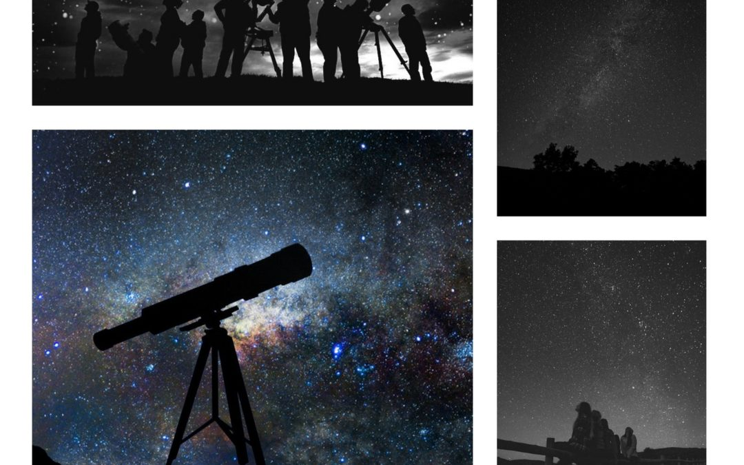 Nueva jornada de observación astronómica en la sierra de Marmolejo