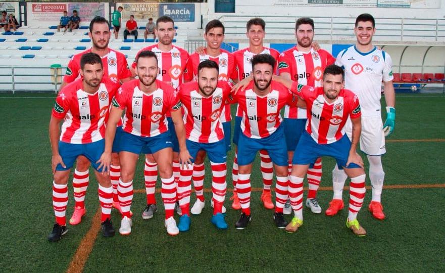 Primer partido de pretemporada del Torredonjimeno con resultado positivo