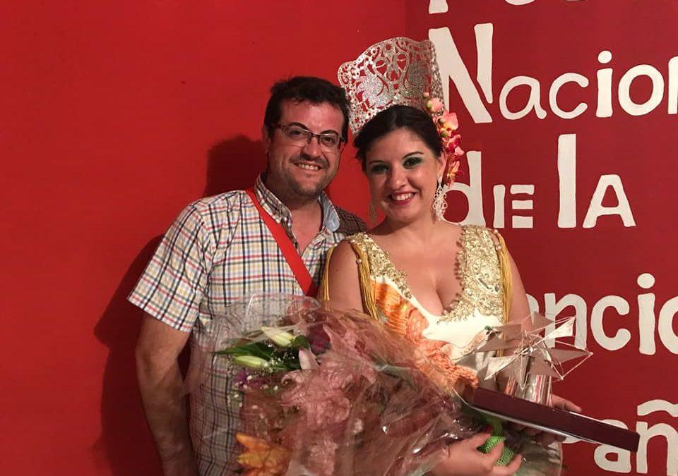"""Doblete"" de triunfos para la cantante Irene Martínez"