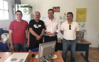 El programa Aldeas Digitales de la Diputación registra más de 900 usuarios en los primeros siete meses de 2018