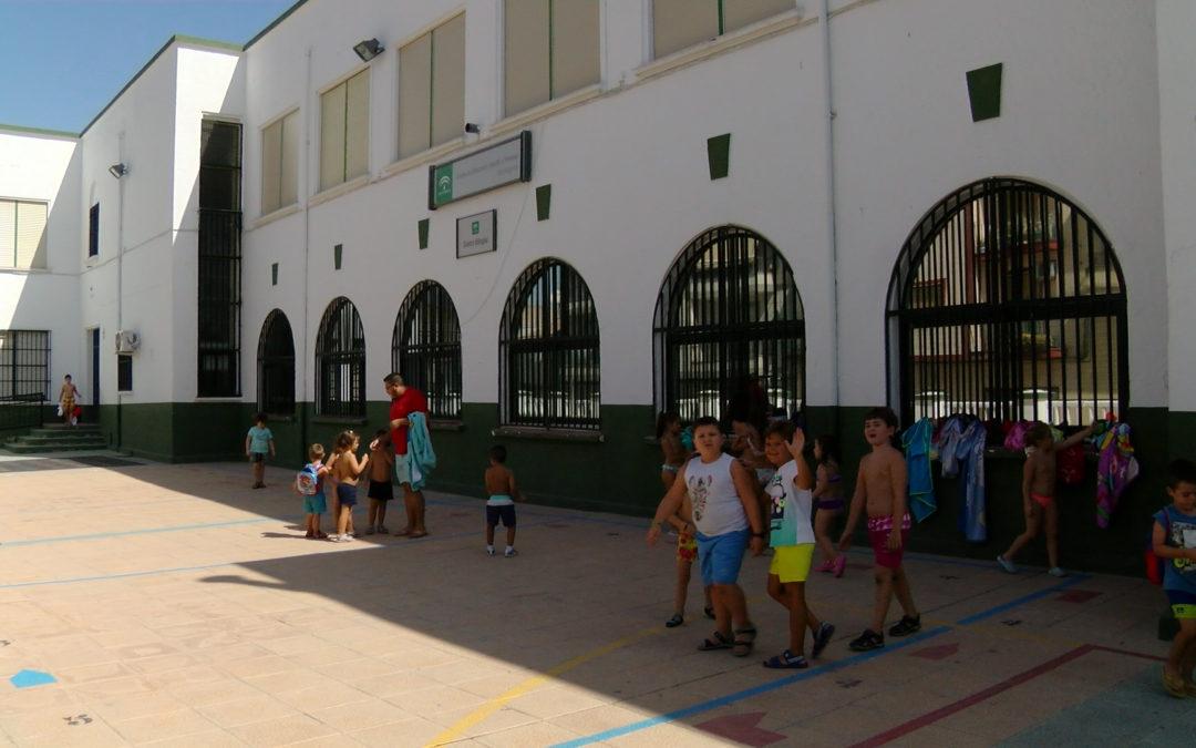 La Escuela de Verano del colegio Martigordo cierra sus puertas hasta el próximo año