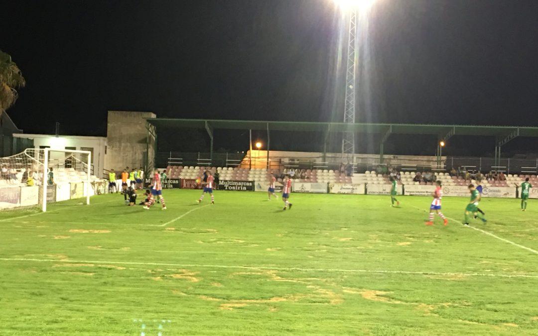 El Unión Deportiva Ciudad de Torredonjimeno empata en su último partido de pretemporada