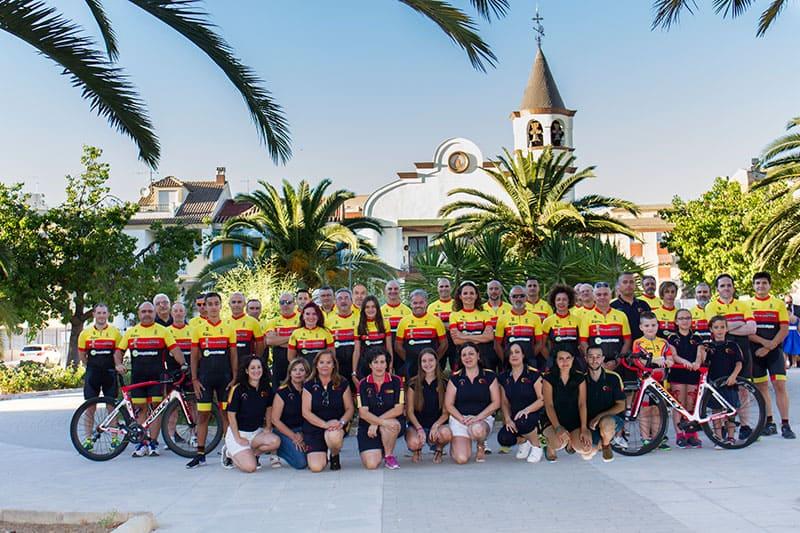 El Club Ciclista Tosiria se prepara para subir por terecera vez a los Pirineos