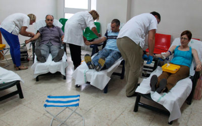 Desmienten el bulo de que el Centro de Transfusión Sanguínea necesite donaciones urgentes