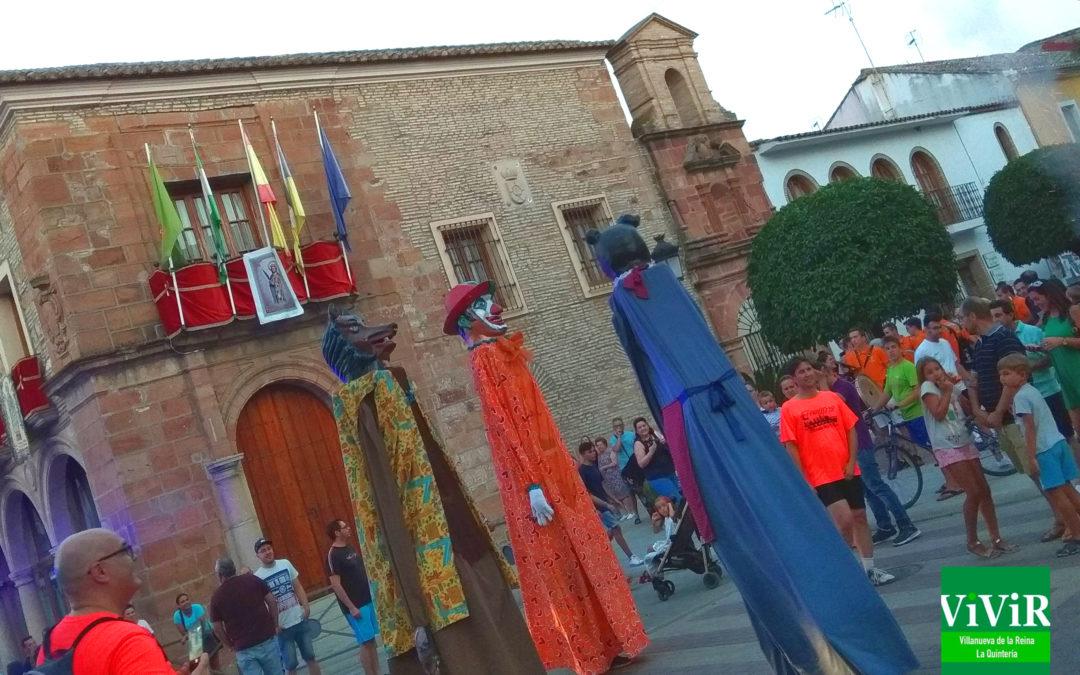 Arranca la Feria de Villanueva de la Reina 2018