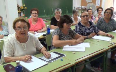 Abierto el plazo de inscripción para los talleres de mayores