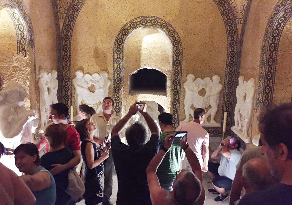 Arjona recibió la visita de 605 turistas en el mes de agosto