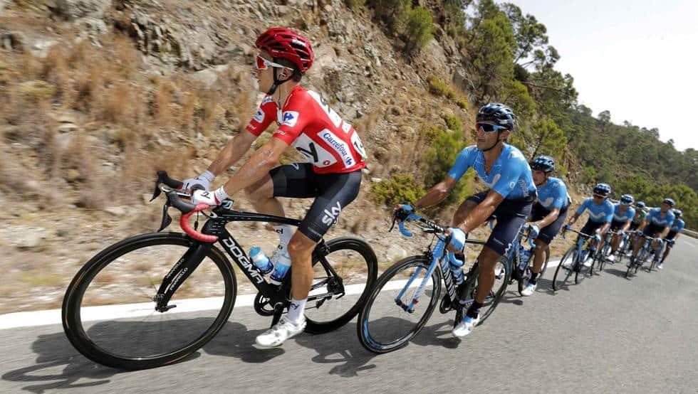 Este sábado la Vuelta Ciclista pasará por Villanueva de la Reina