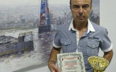 Nuevo reconocimiento internacional para el pintor José Domínguez