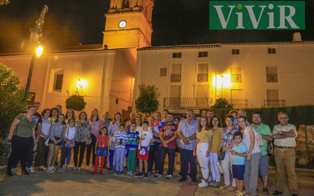 Visita nocturna guiada por el centro histórico