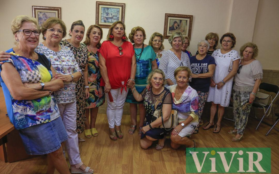 """La coordinadora del IAM visitó la asociación """"Las Marteñas"""""""