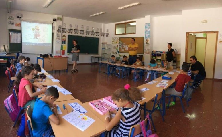 Tres colegios de Torredelcampo pierden unidades educativas para el próximo curso