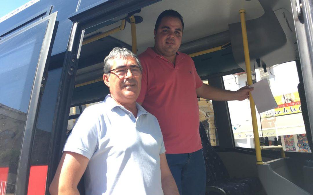 Se incrementa el uso del transporte público municipal