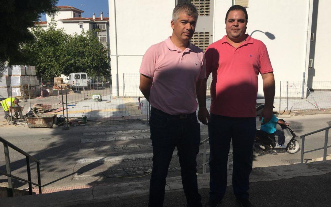 136.000 euros para la adecuación y mejora de la calle Labradora y aledaños