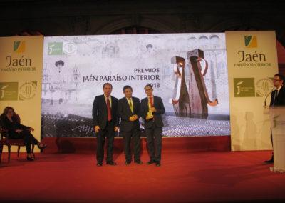 20180927 Premios Jaén, paraíso interior - Premio Paradores