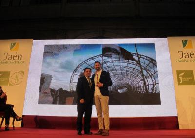 20180927 Premios Jaén, paraíso interior - premio Belin