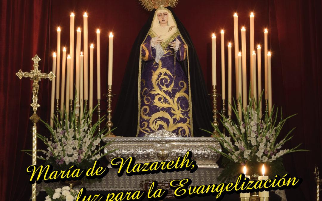 Cultos en honor a Nuestra Señora María de Nazareth