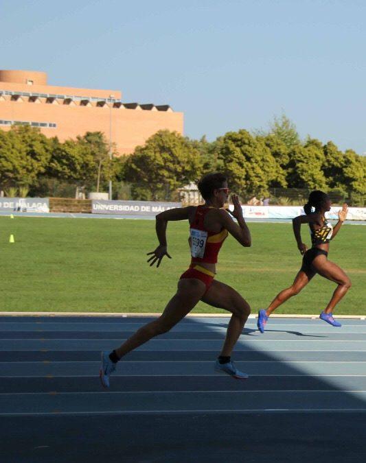 Yolanda Arjonilla vuelve a competir