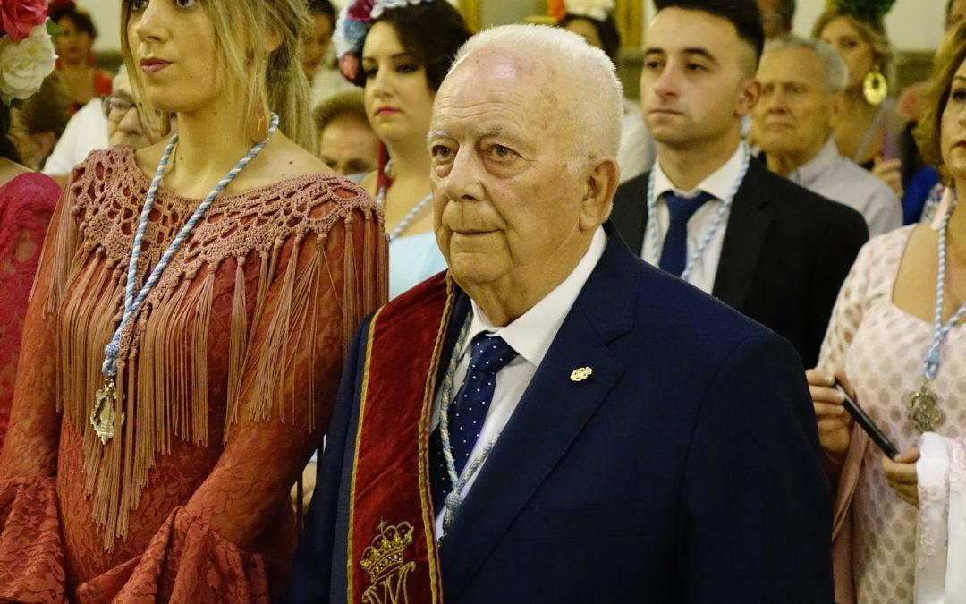 Ángel Moreno Carpio, nuevo Hermano Mayor de la Cofradía de la Virgen de la Cabeza