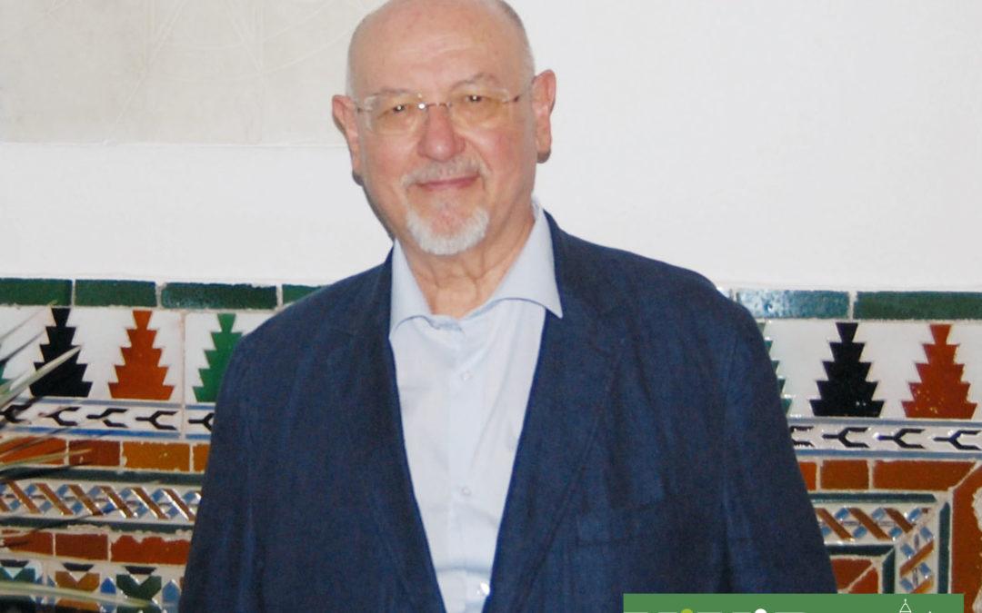 Juan Eslava inaugurará el Otoño Cultural 2019 con la presentación de su último libro