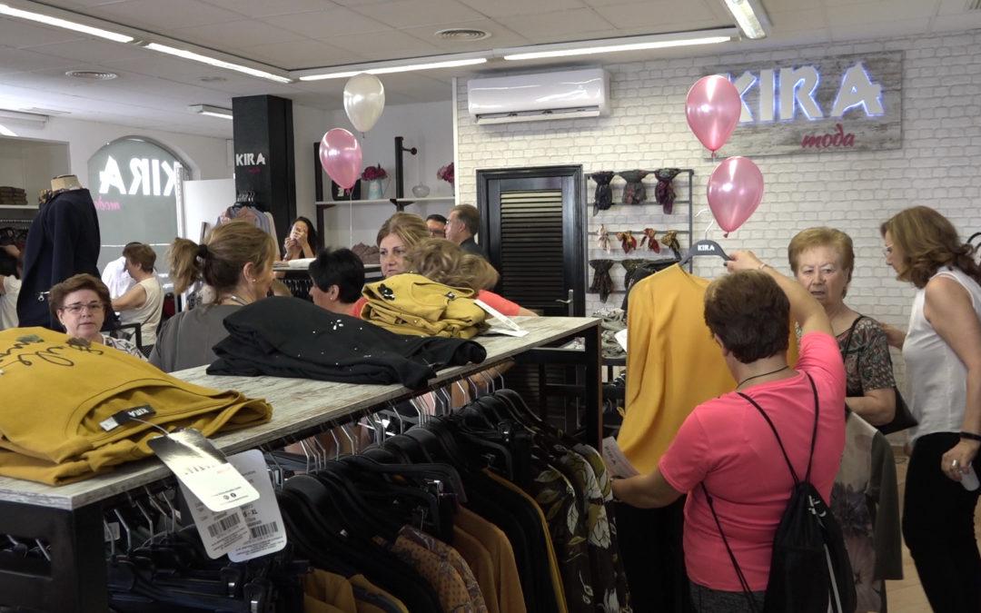 Kira abre una nueva tienda en esta ocasión en Torredonjimeno