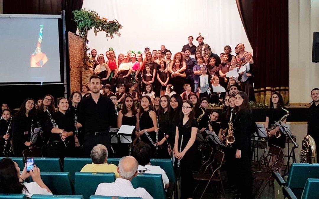 La escuela de música Bonoso Baena abre el plazo de matrícula para el nuevo curso
