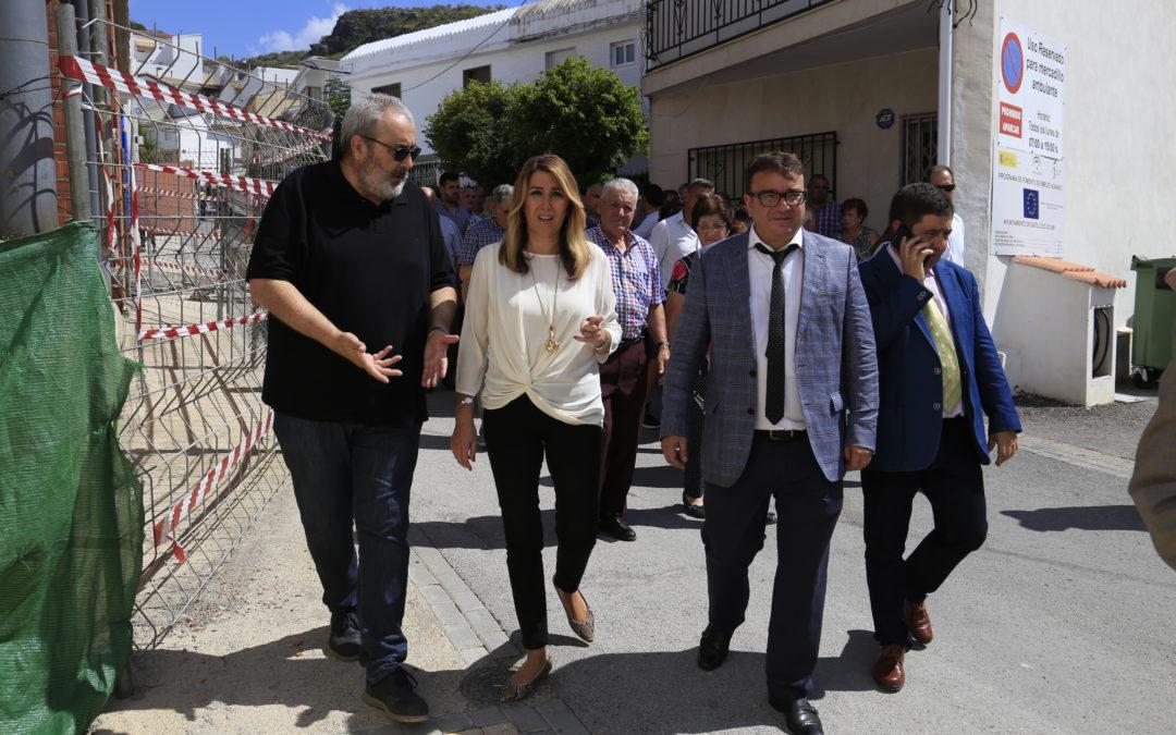 El Gobierno andaluz aprobará el martes el modelo de gobernanza de la ITI de Jaén