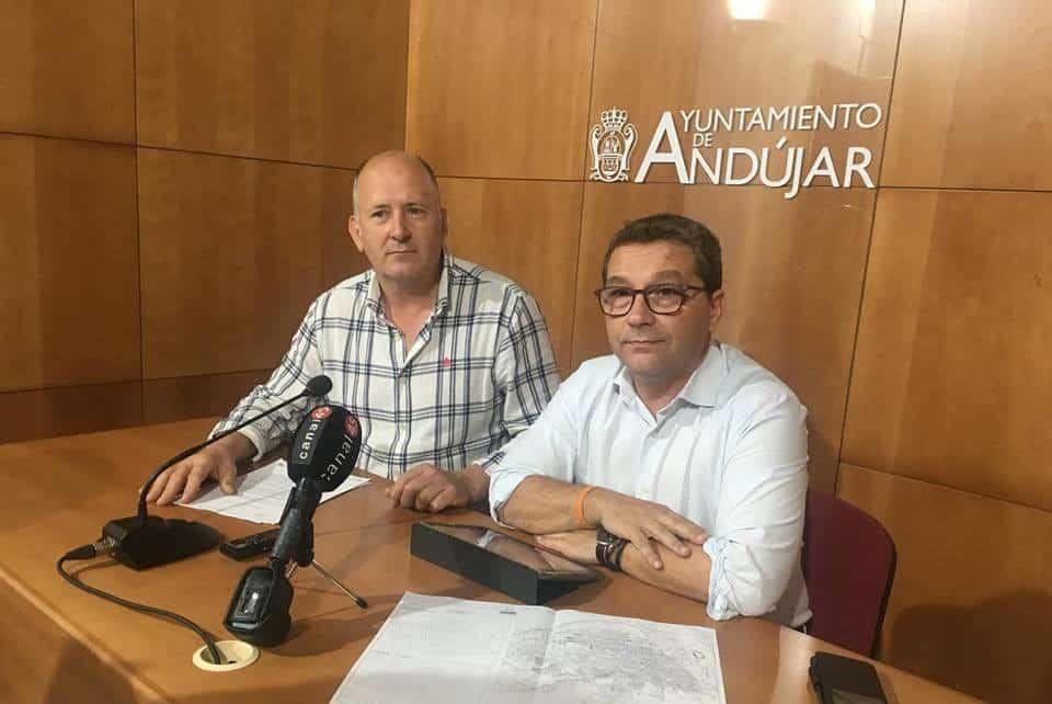 El Ayuntamiento de Andújar invertirá 720.000 euros en el arreglo integral de 8 calles