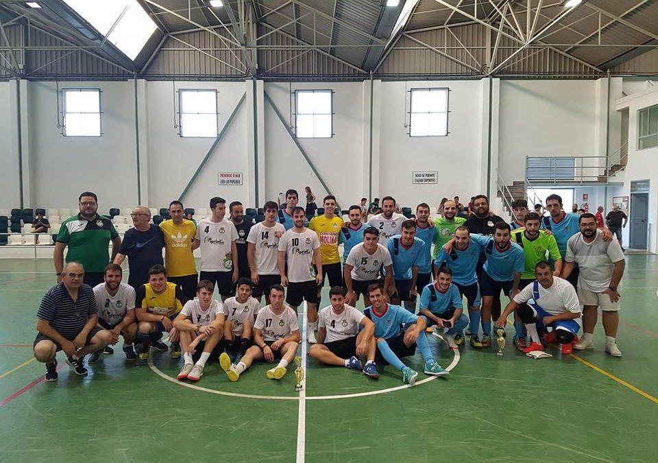 El Club Patín FS se alza con el triunfo del Trofeo Vitorino Martin